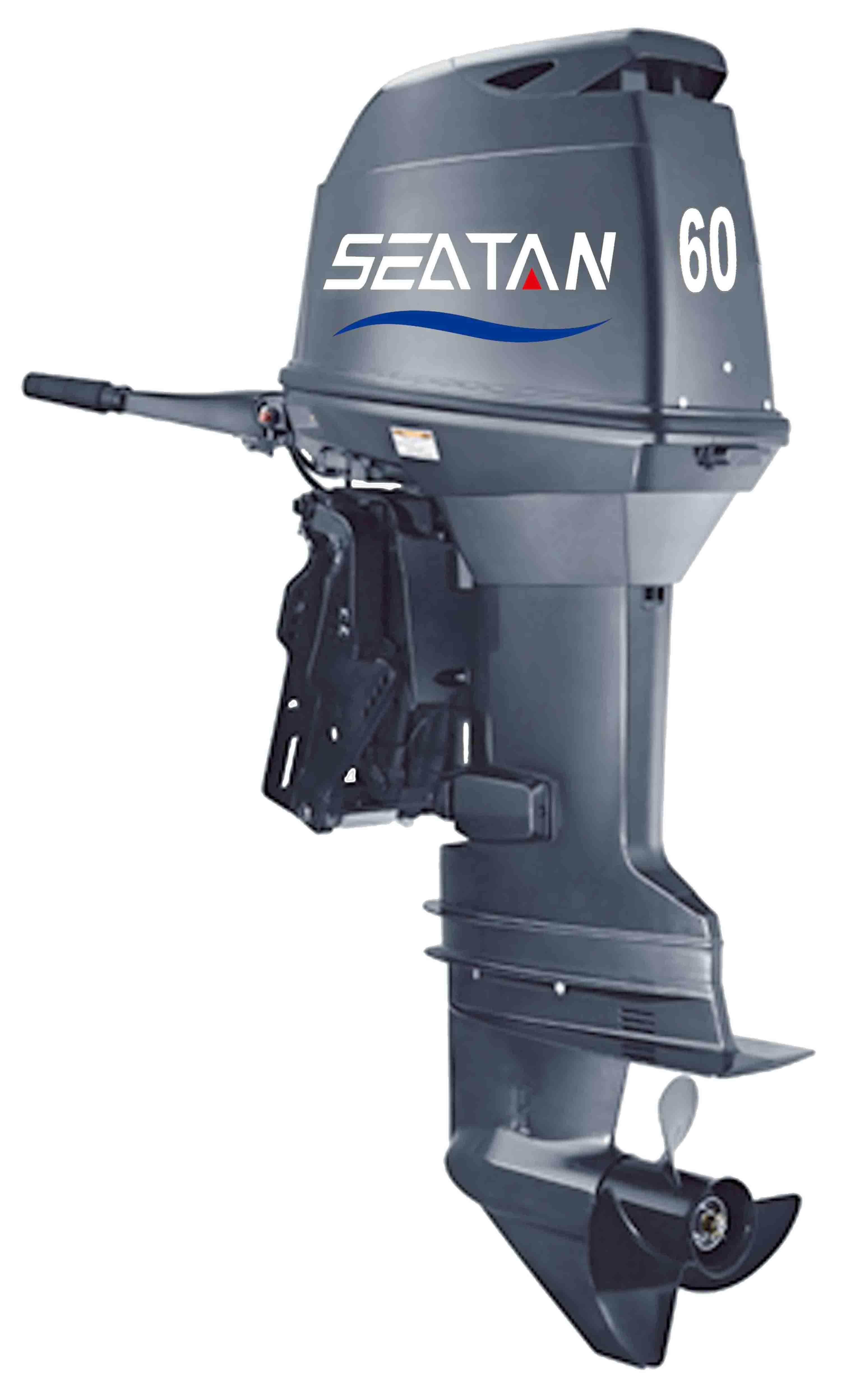 Two stroke 60hp outboard motor for 2 stroke boat motors