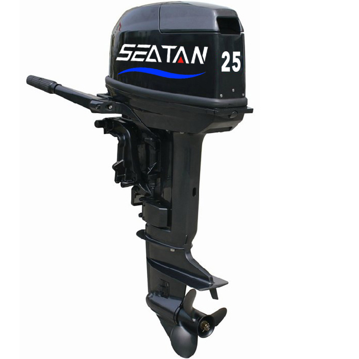 Two stroke 25hp outboard motor for 25hp yamaha 2 stroke
